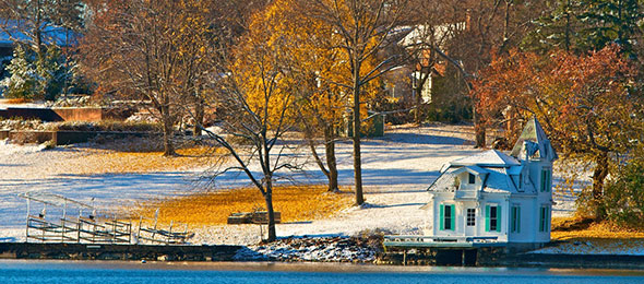 skaneateles first snow